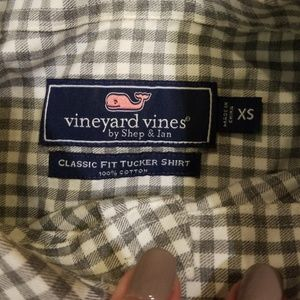 Vineyard Vines Shirts - Vineyard Vines Whale Classic Fit Tucker Shirt